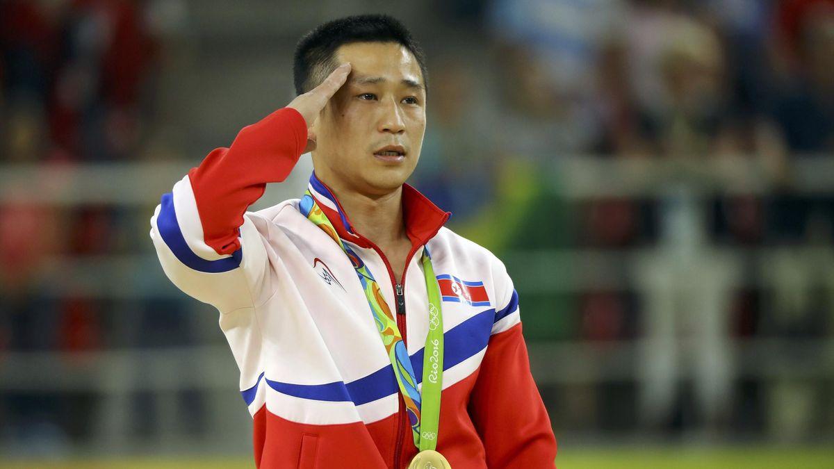 North Korea's Ri Se-gwang