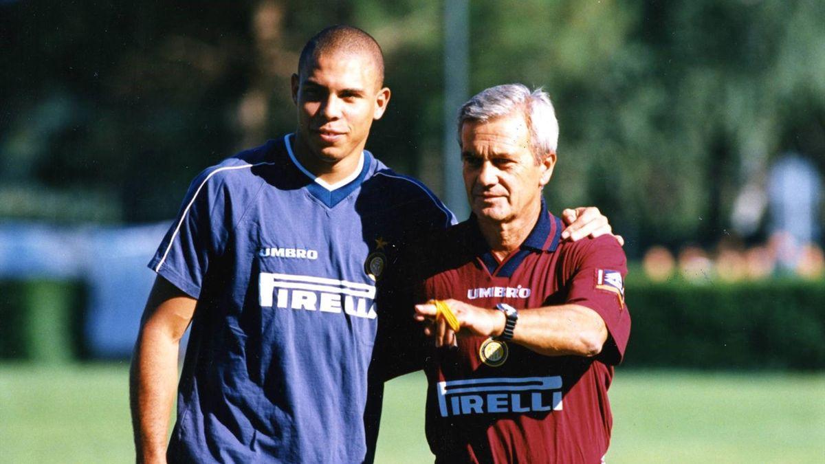 Simoni e Ronaldo