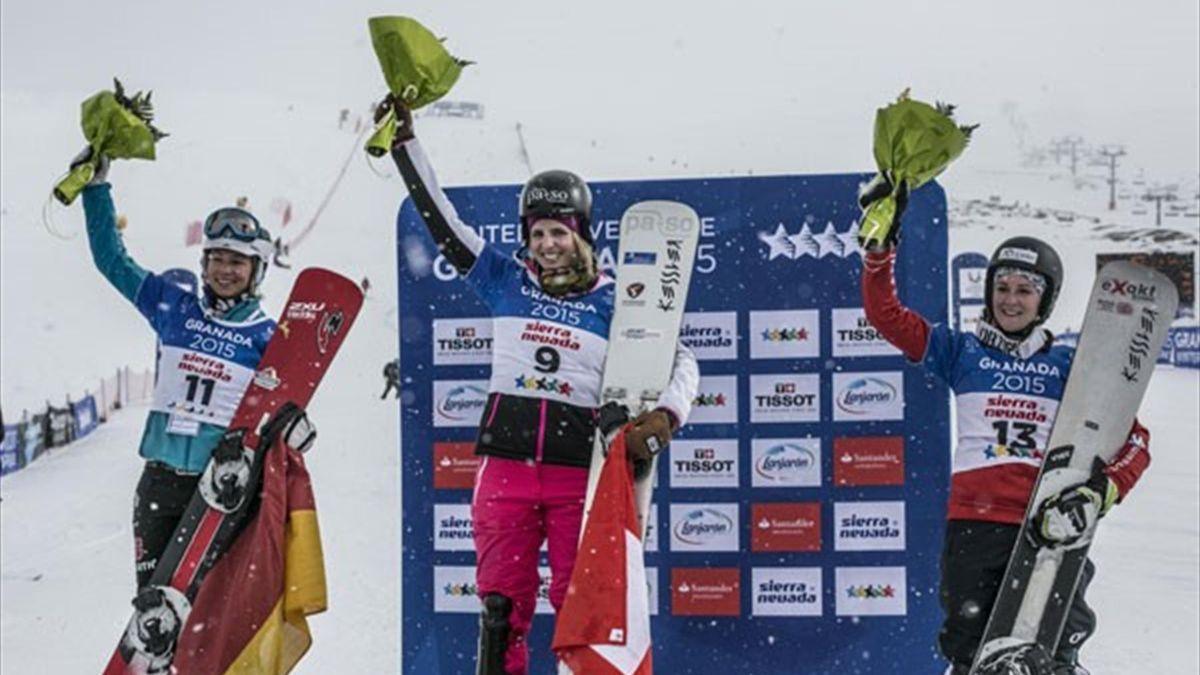 Kummer, de oro en Sochi a oro en Granada