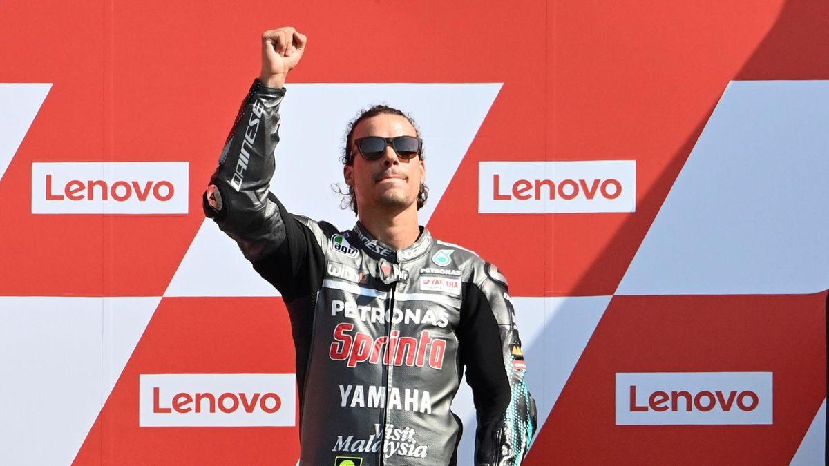 Franco Morbidelli, MotoGP 2020, Getty Images