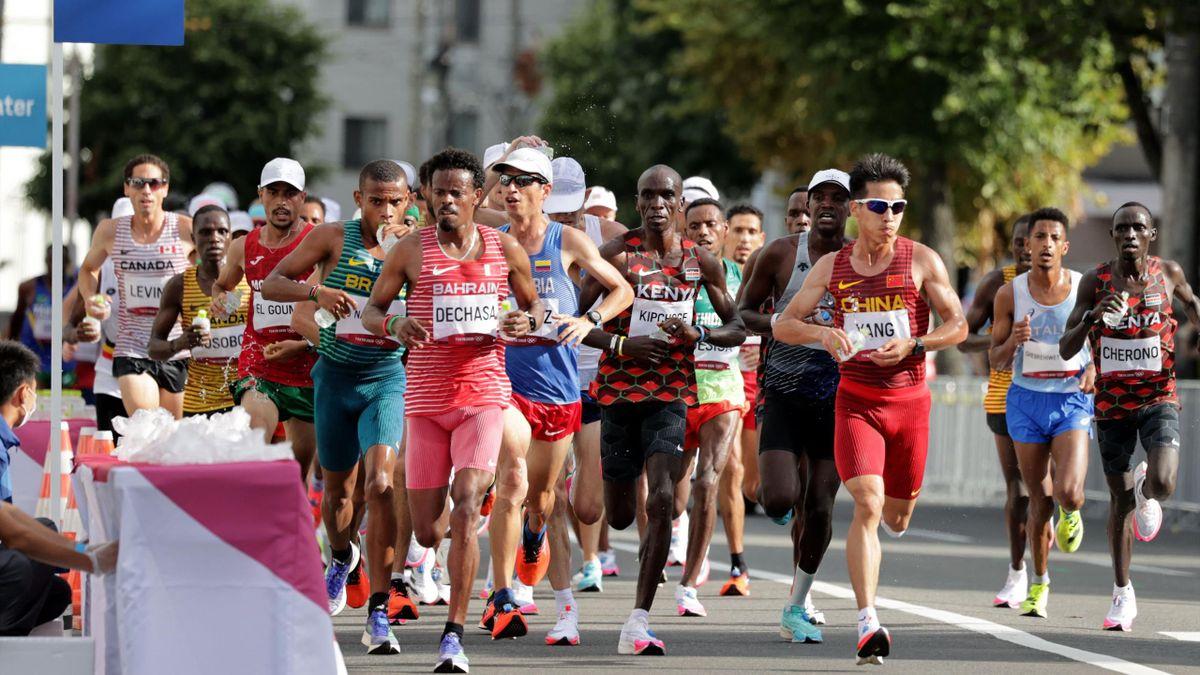 Tokyo men marathon