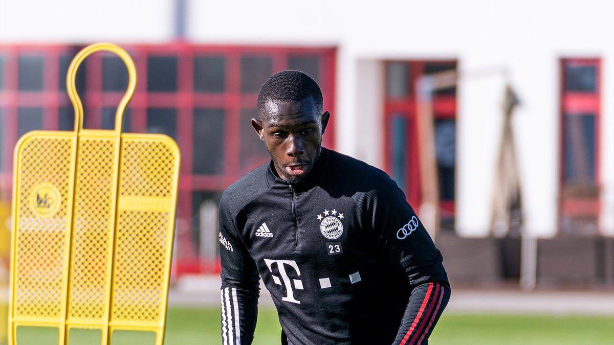 Tanguy Nianzou (FC Bayern)
