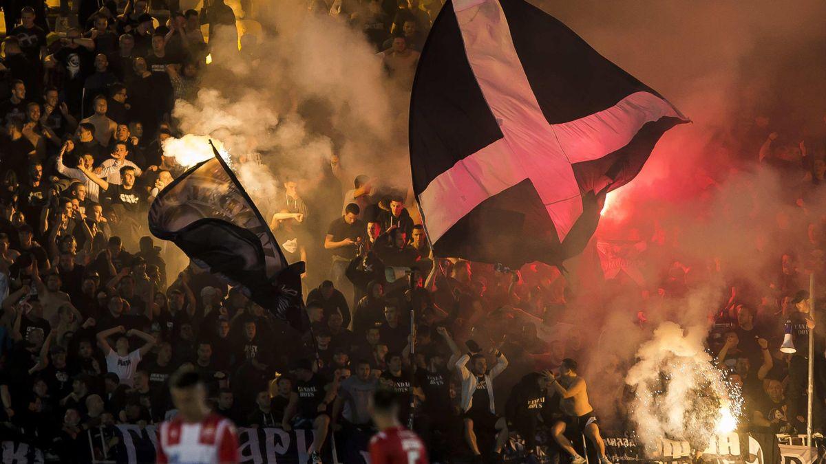 Partizan - Steaua Roşie