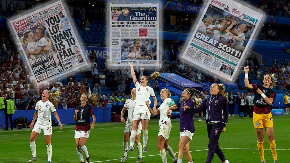 England paper Round