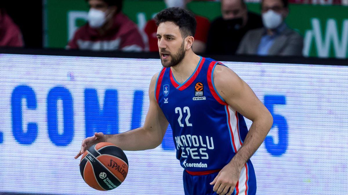 Vasilije Micic, Anadolu Efes, Euroleague 2020-21