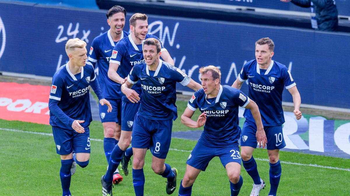 Der VfL Bochum ist nur einen Zähler von der Bundesliga entfernt