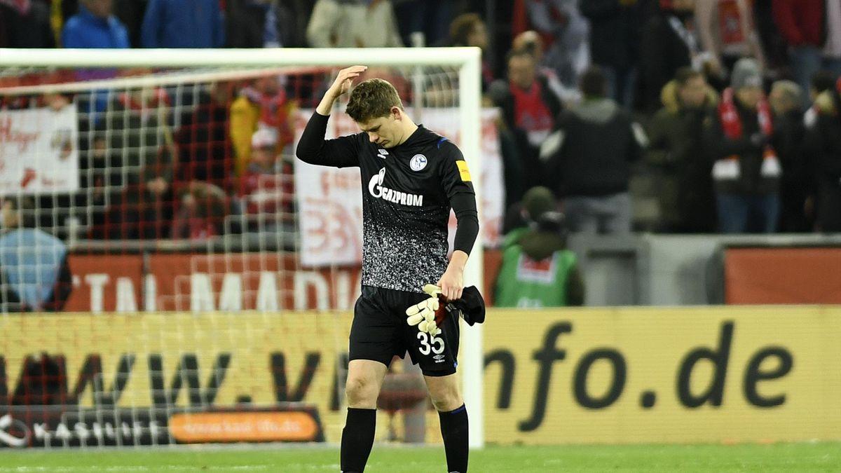 Alexander Nübel vom FC Schalke 04