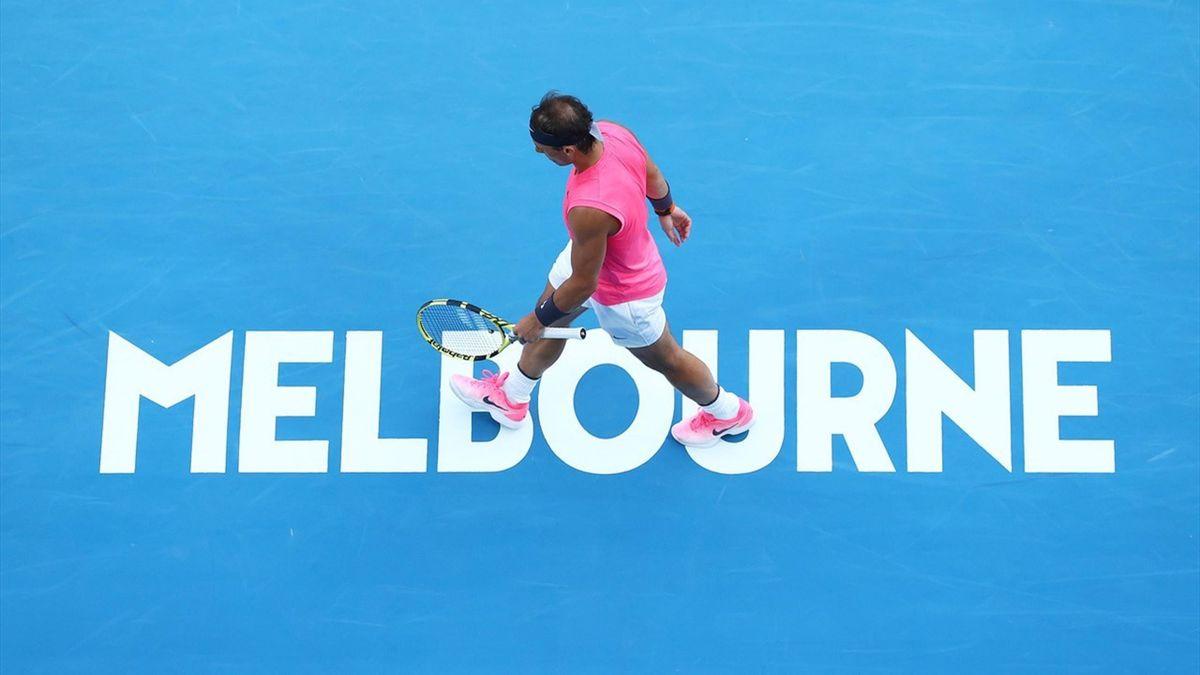 Australian Open 2021 omringd door vraagtekens