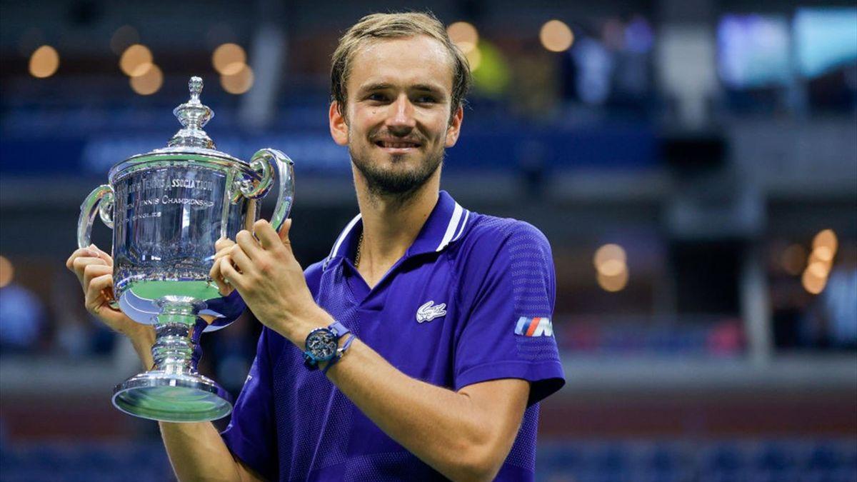 Daniil Medvedev campione - US Open 2021