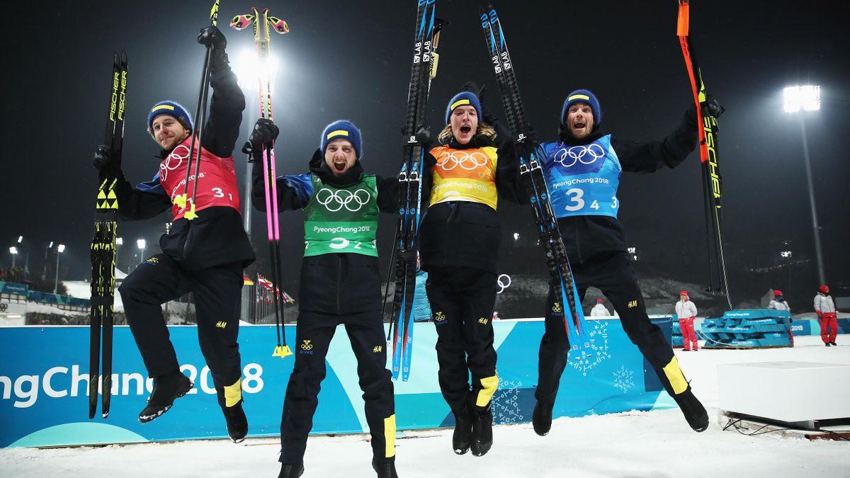 Sweden relay