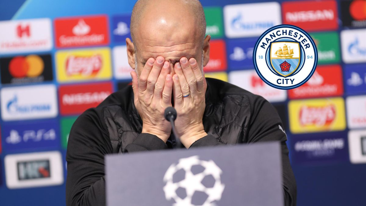 Guardiola Manchester City - Imago