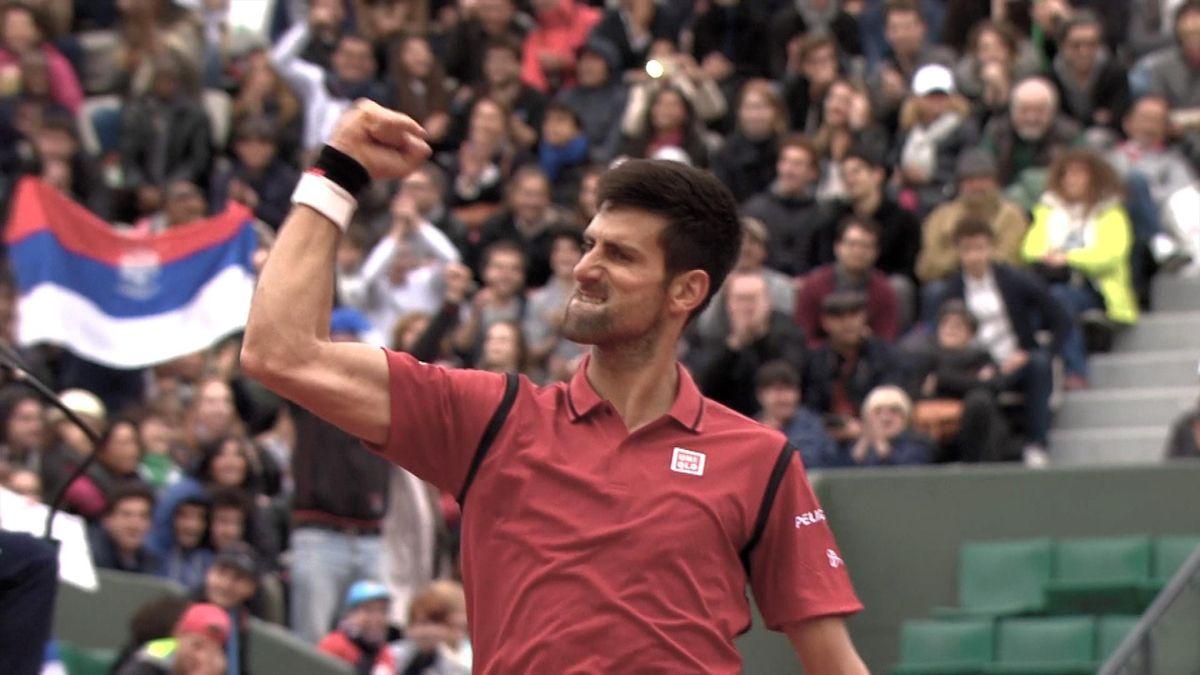 0526 Get Ready RG Djokovic vs Thiem