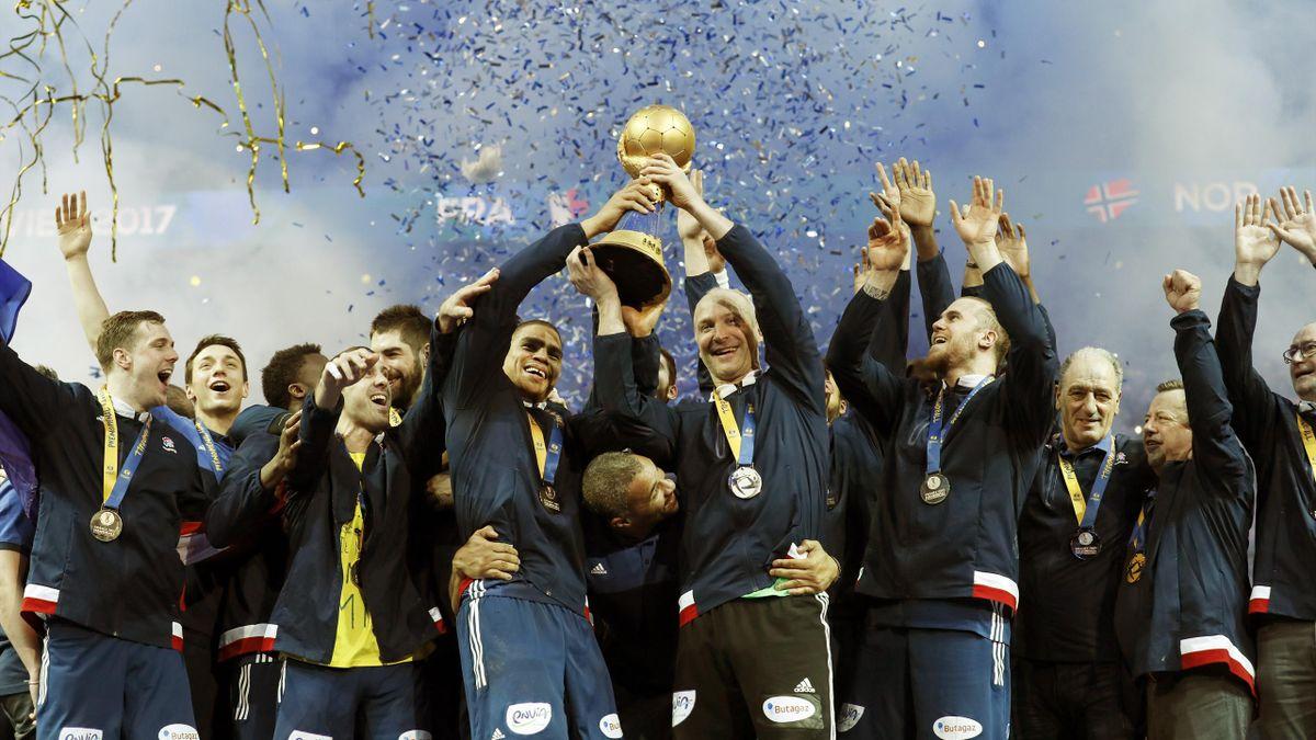 Francia, campeona del Mundo de balonmano, Mundial 2017