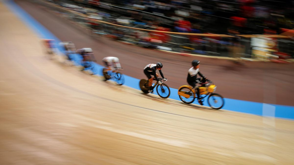 Track Cycling | ESP Player Feature