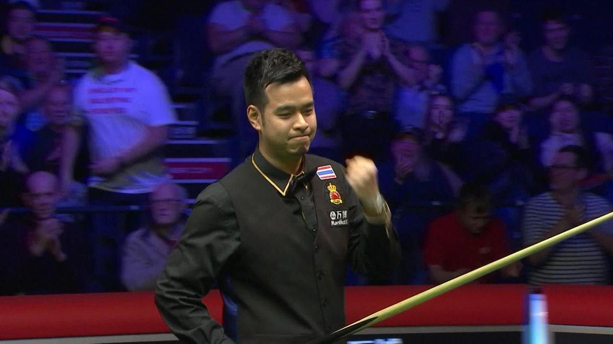 Nappon Saungkham a provocat prima mare surpriză de la CM de Snooker, eliminându-l pe Shaun Murphy după o victorie cu 10-4