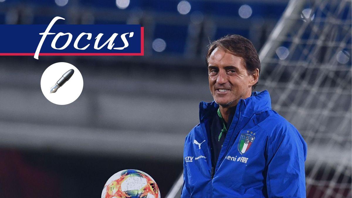 Focus Roberto Mancini