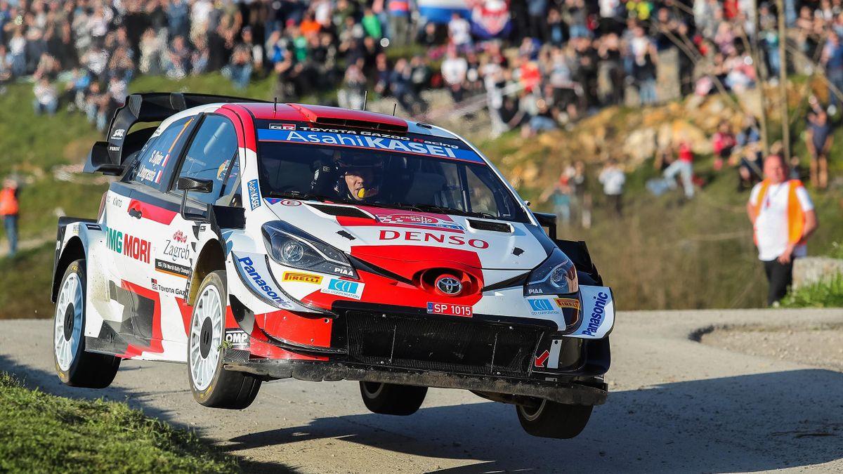 Sébastien Ogier (Toyota) - WRC Rallye de Croatie 2021