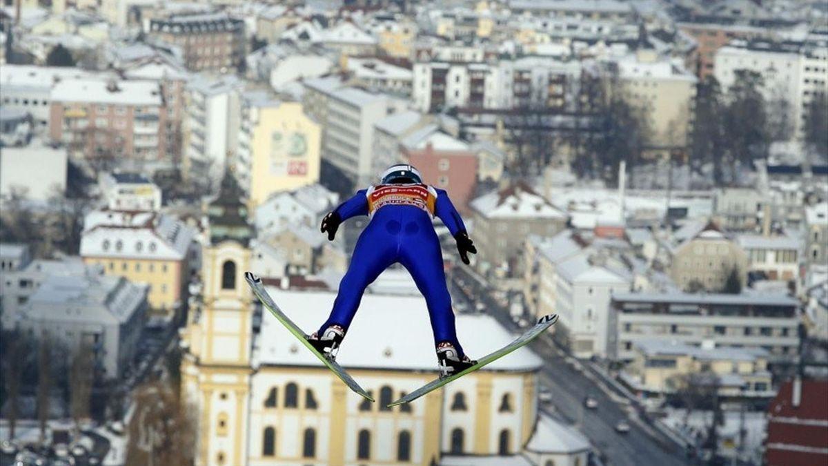 Световна купа по ски скокове
