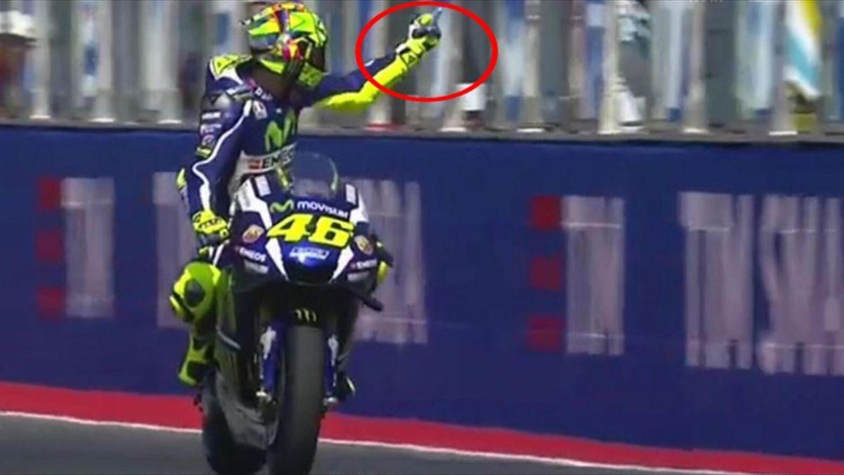 Rossi vs Espargaro