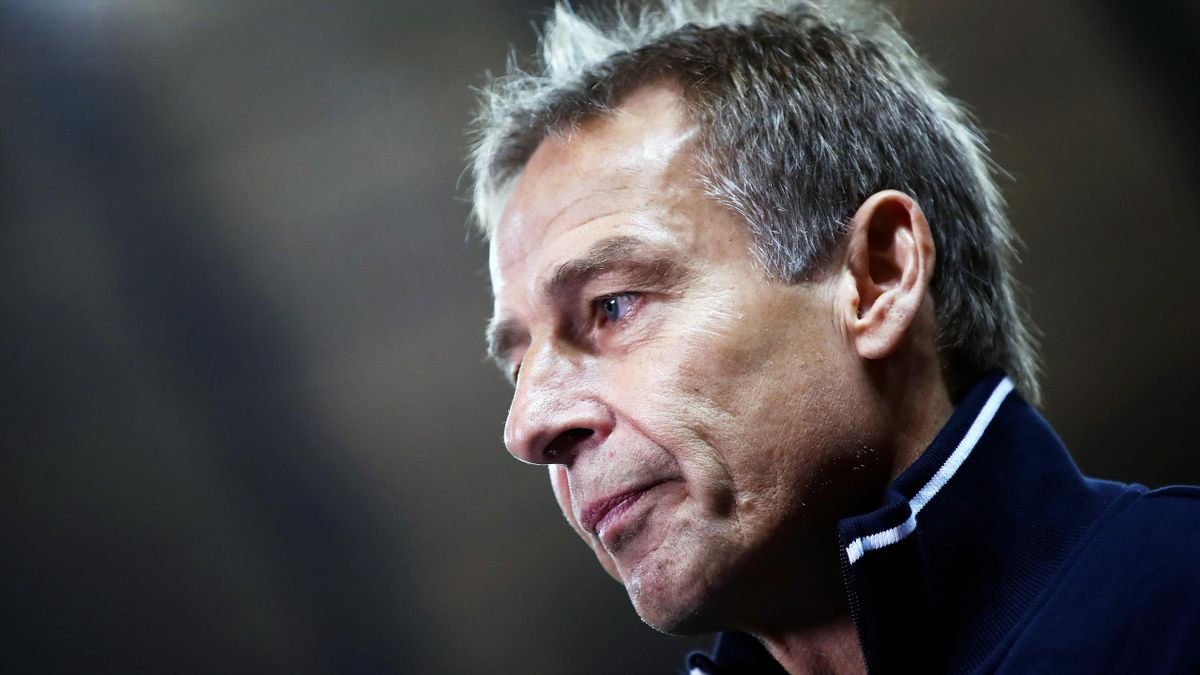 Jürgen Klinsmann - Hertha BSC