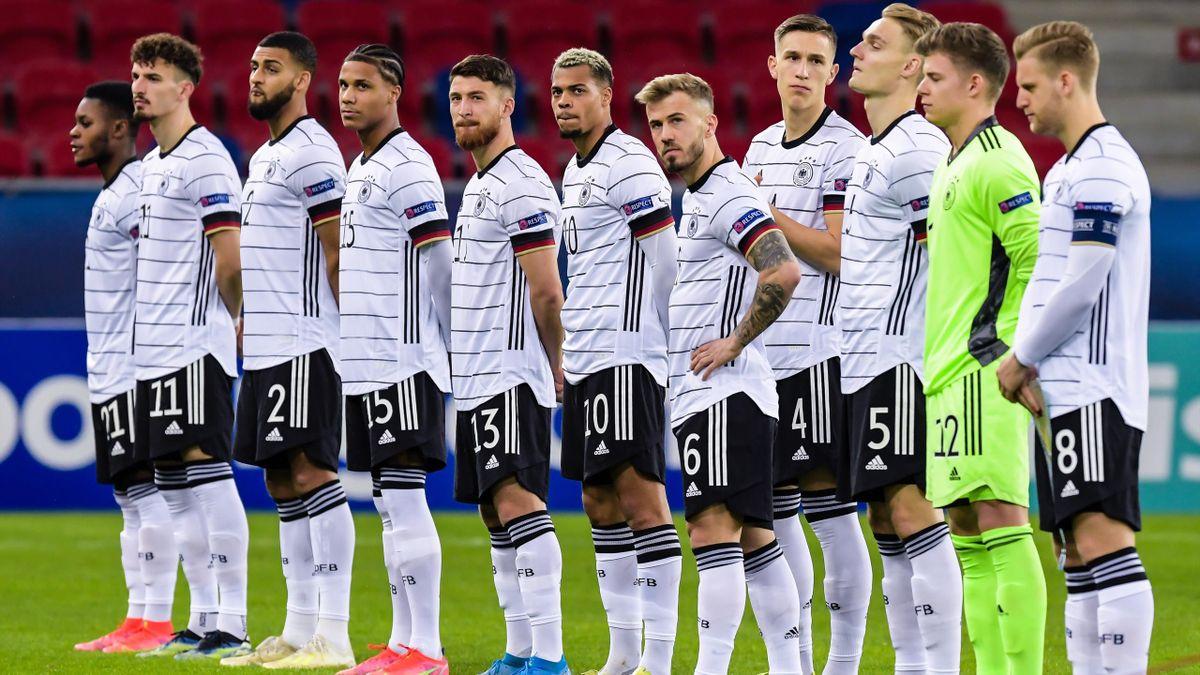 Deutschland Startelf vor dem EM-Gruppenspiel gegen die Niederlande (U21)