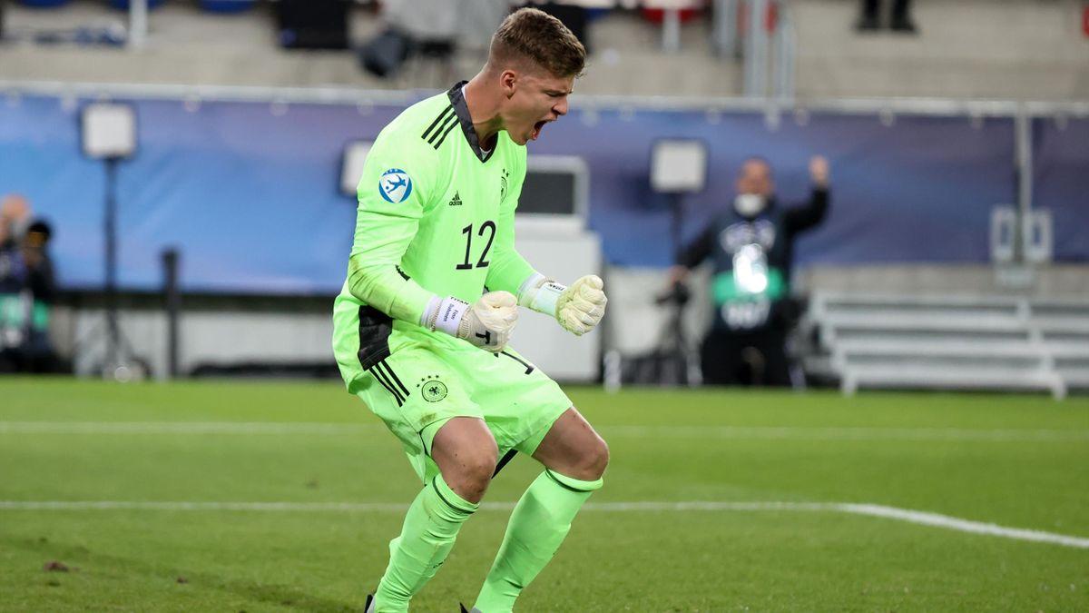 Finn Dahmen U21-EM Viertelfinale Deutschland gegen Dänemark