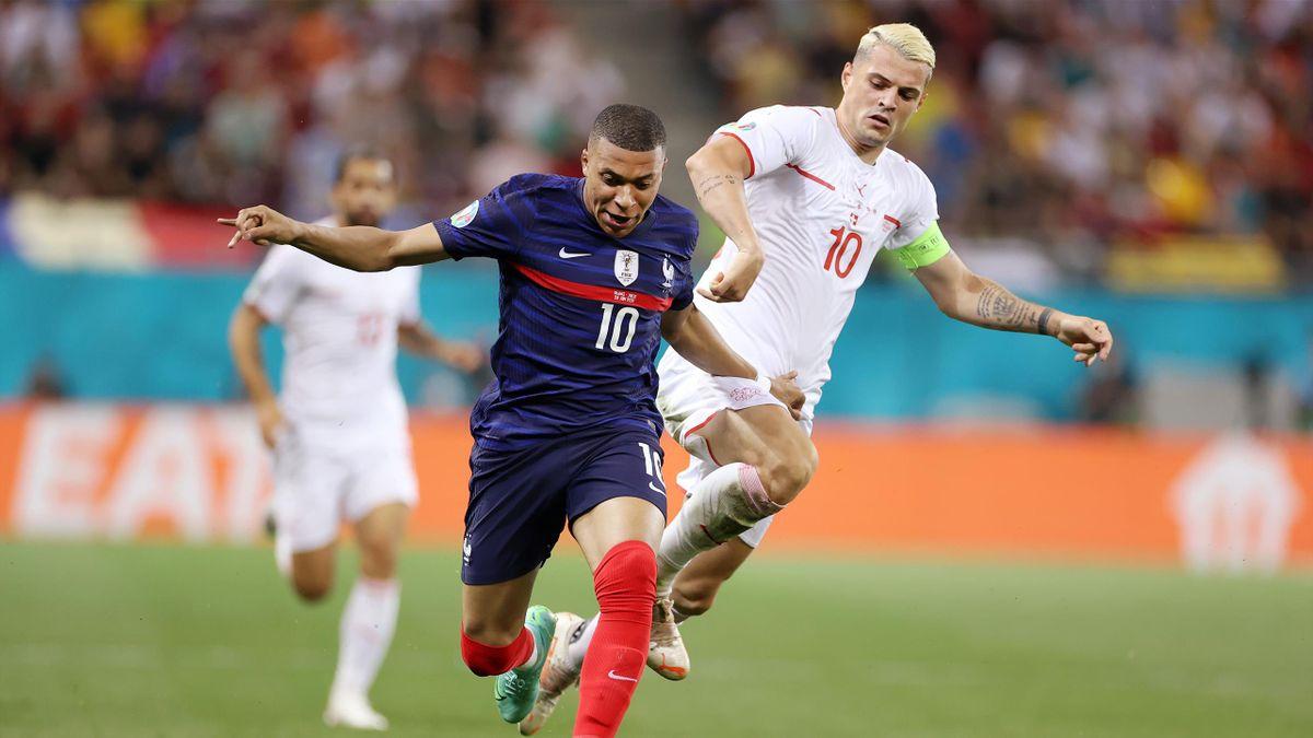 Eurocopa 2020, en directo online Francia-Suiza, partido de octavos de  final. Hoy lunes 28 de junio - Eurosport