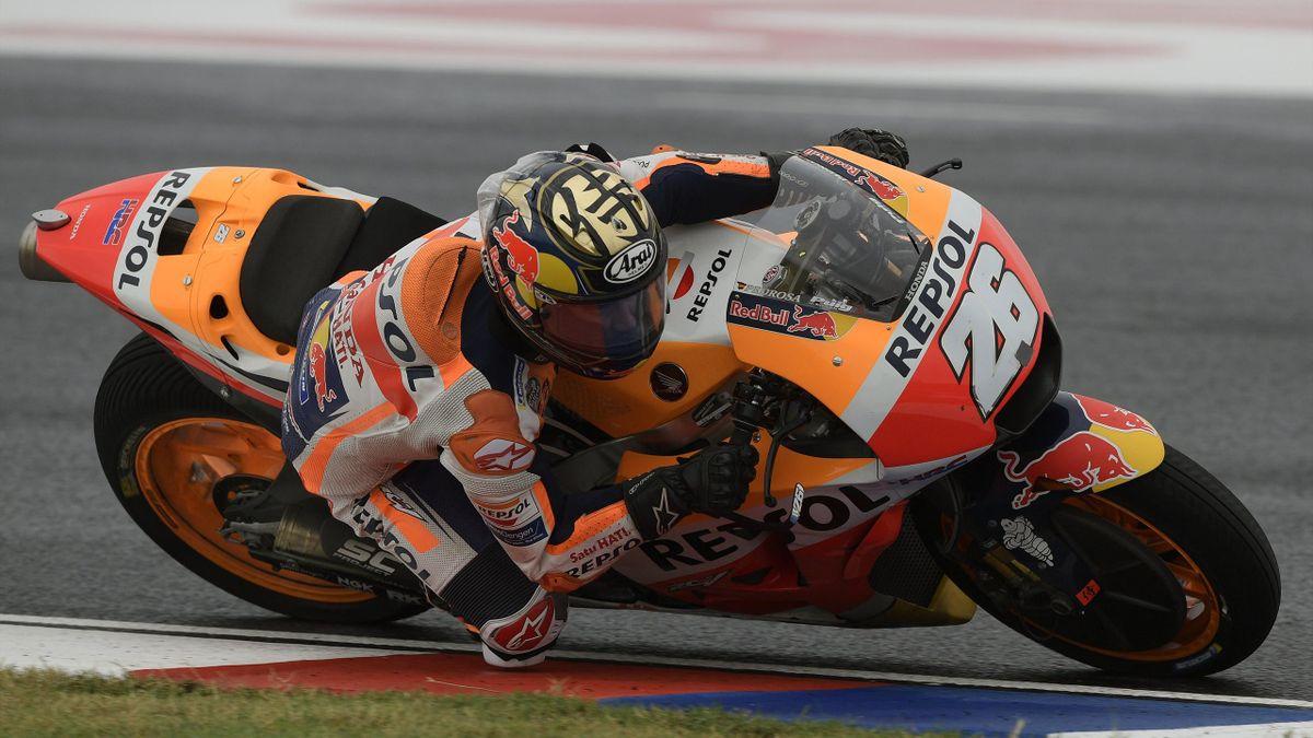 MotoGP: Dani Pedrosas Teilnahme in Austin weiter offen