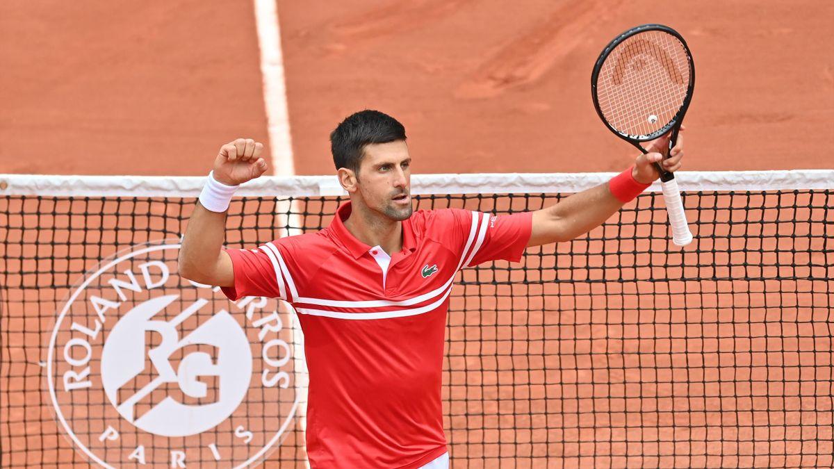 Novak Djokovic (Roland-Garros 2021)
