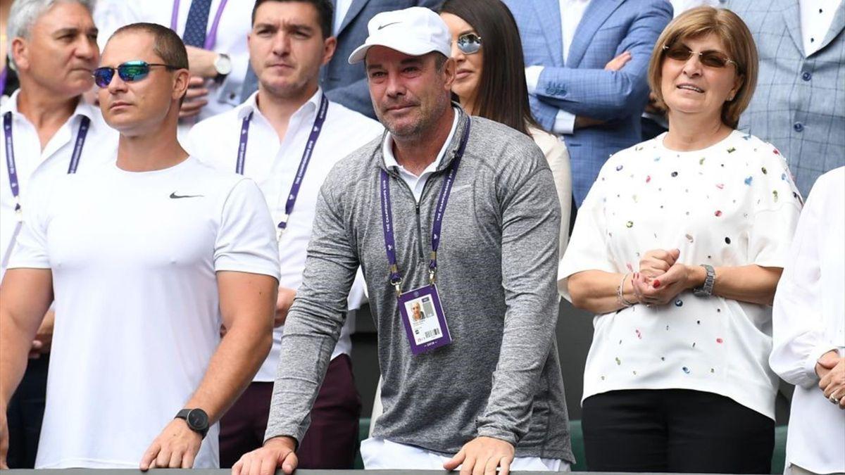 Daniel Dobre, Wimbledon, 2019