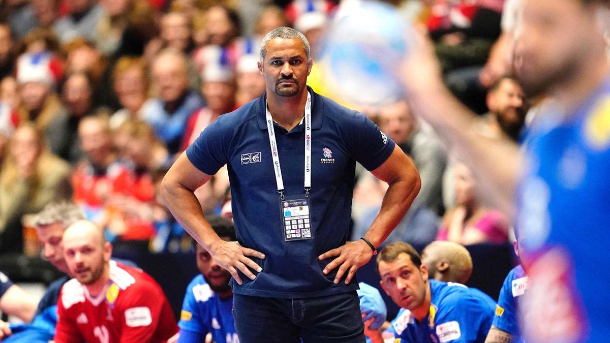 Didier Dinart (sélectionneur de l'équipe de France)