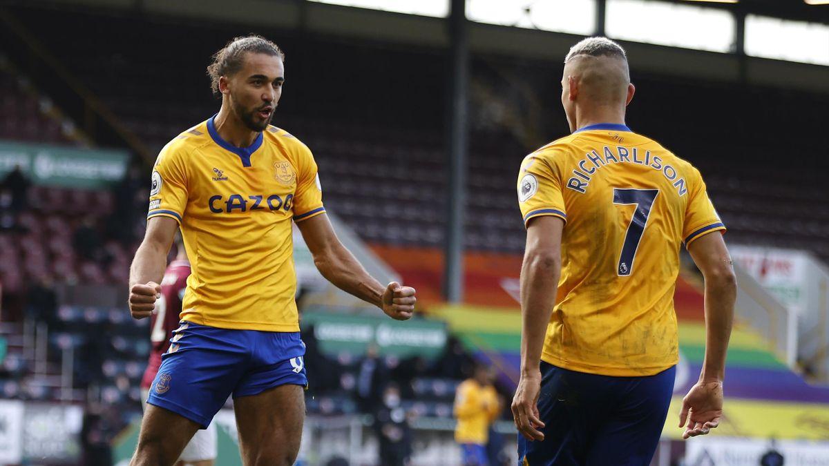 Premier League news: Dominic Calvert-Lewin strikes as Burnley hold Carlo  Ancelotti's Everton - Eurosport