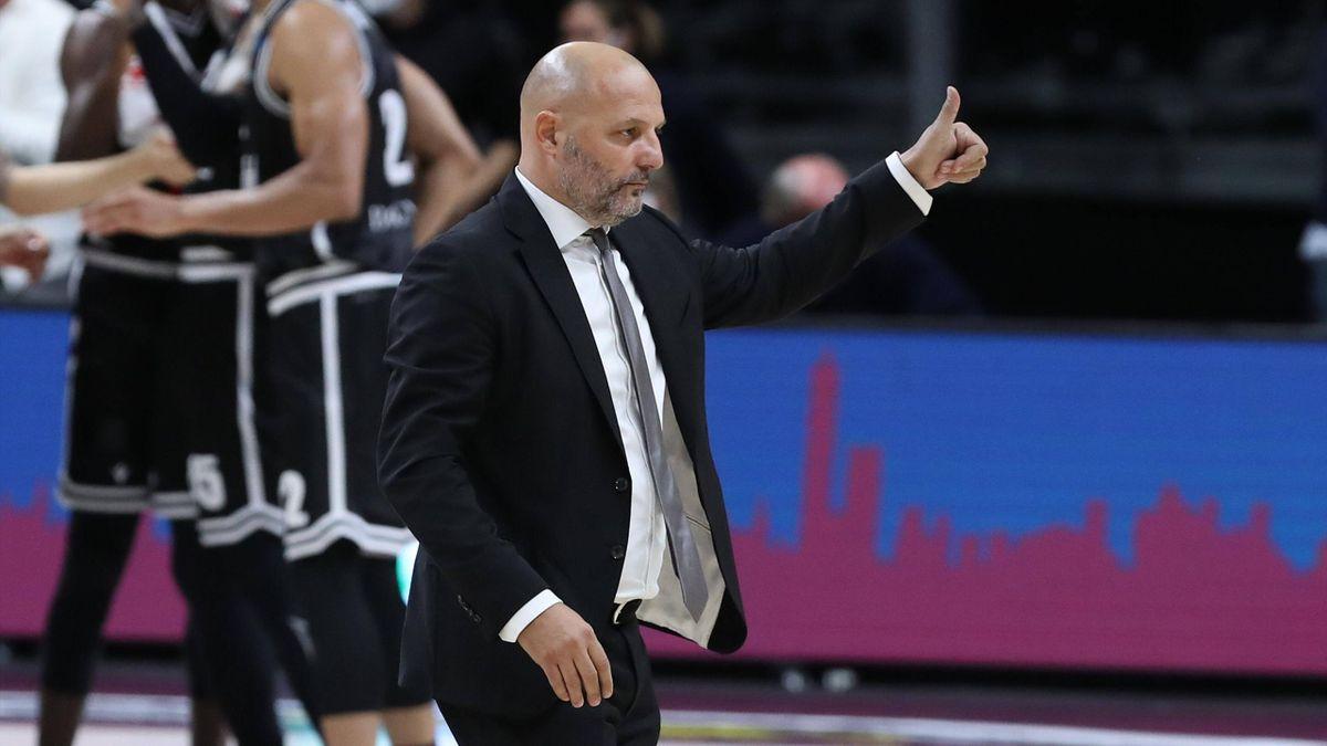 Coach Sasha Djordjevic, Virtus Segafredo Bologna, 2020-21