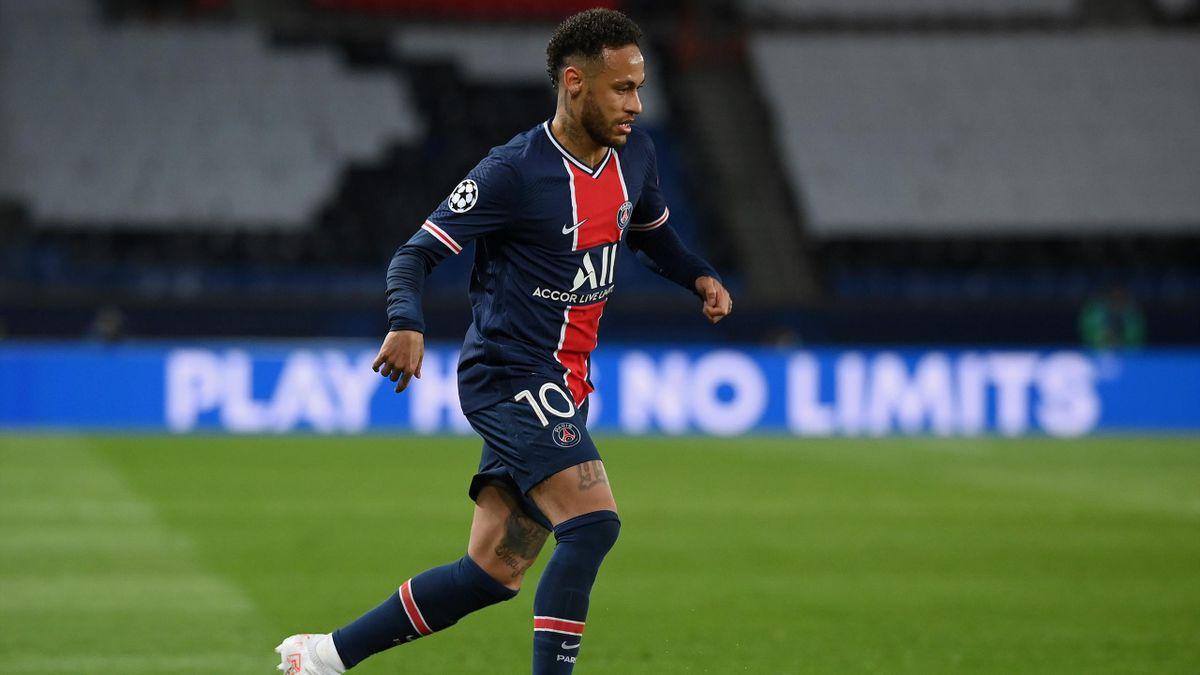 """Neymar : """"Mon objectif principal est la Ligue des champions, pas le Ballon d'Or"""""""