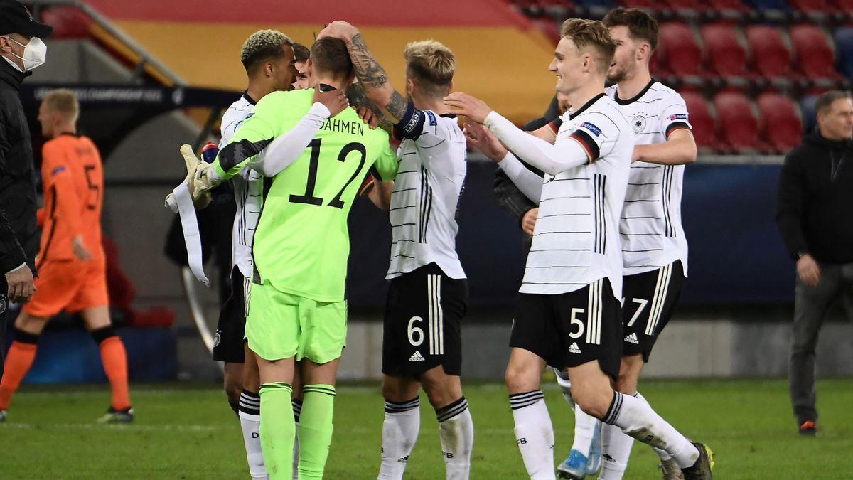 Germania, la Euro U21