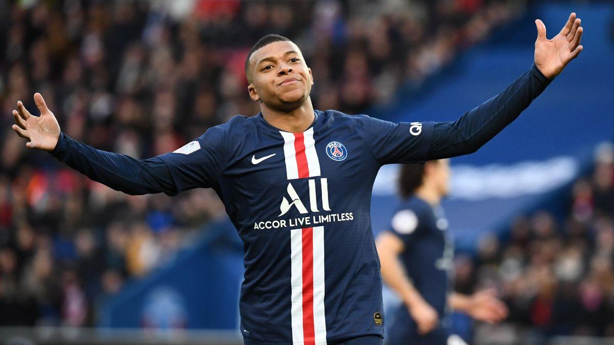 Football News Kylian Mbappe Masterclass Fires Psg To 4 0 Win Over Dijon Eurosport