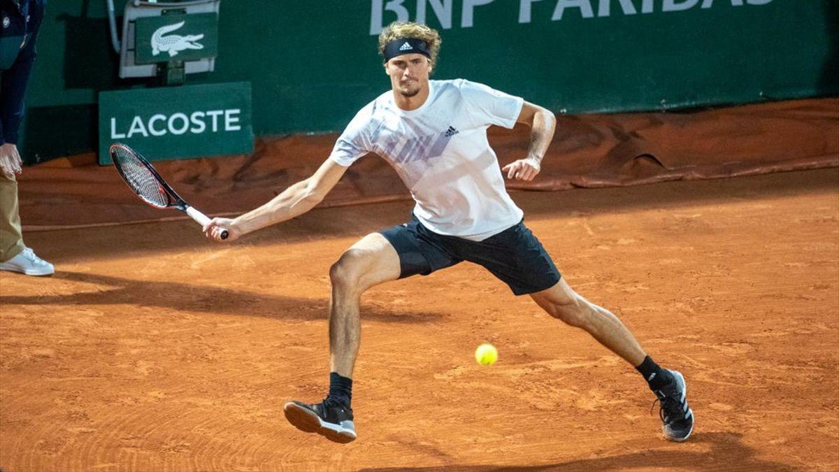 Alexander Zverev spielt in Marbella sein erstes Sandplatz-Turnier in 2021