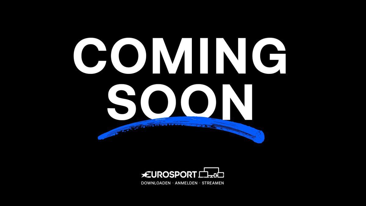 Coming soon: Die neue Eurosport-Homepage