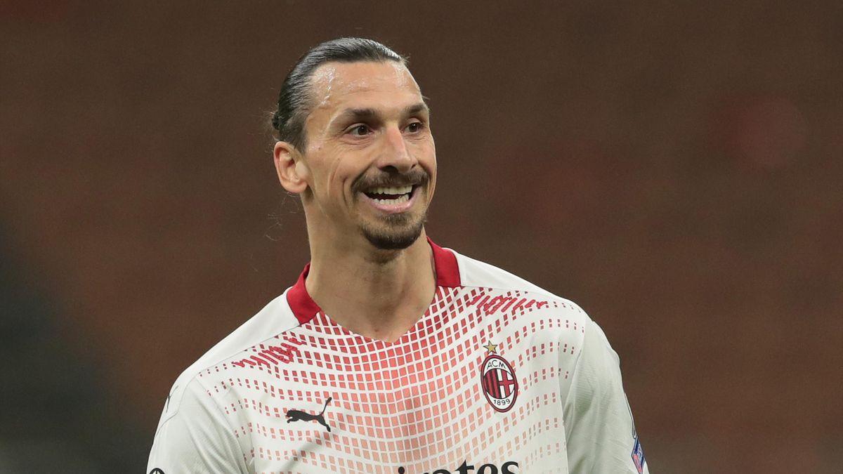 Zlatan Ibrahimovic | AC Milan