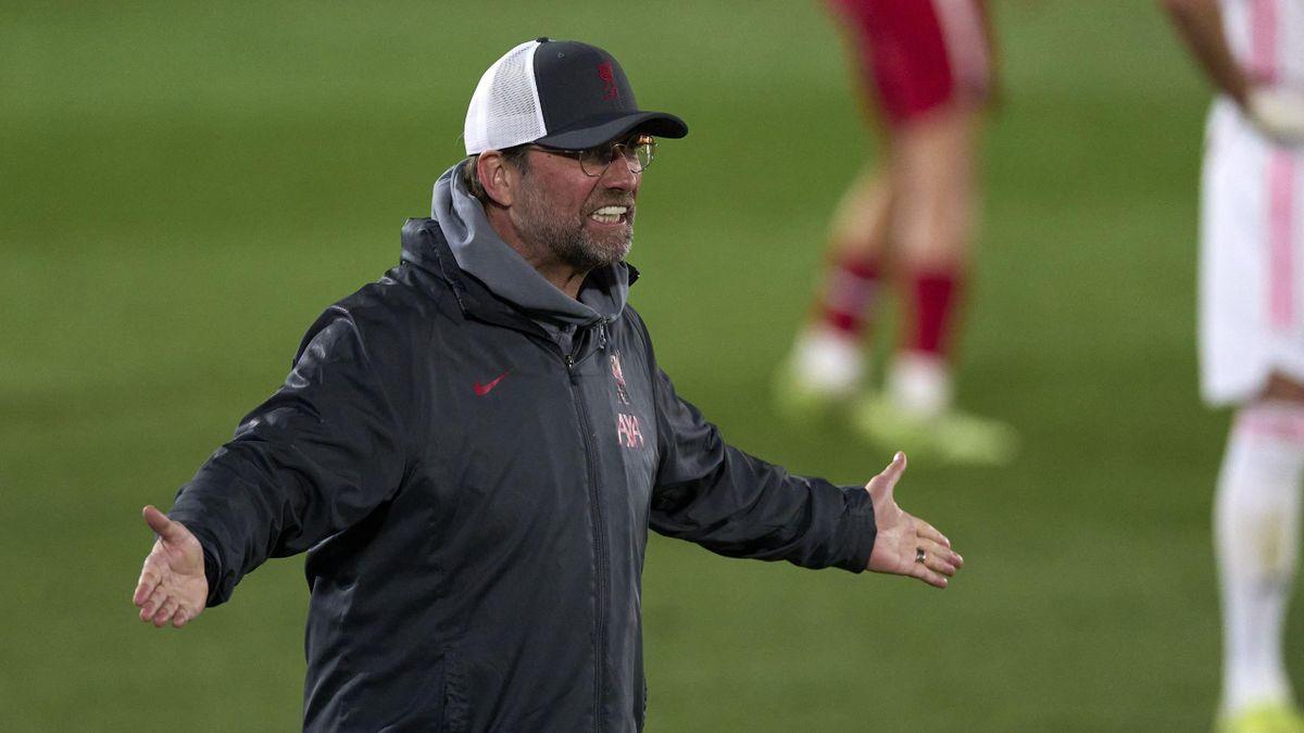 Jürgen Klopp will Liverpool nicht verlassen