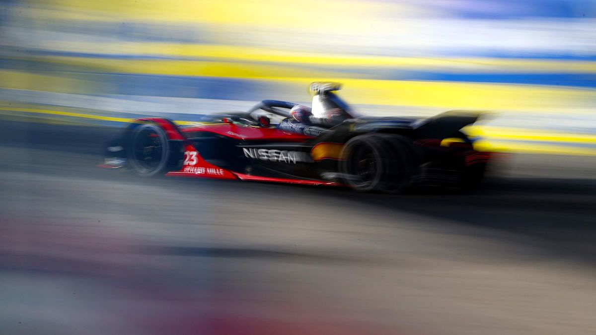 Nissan has committed to Formula E until 2026