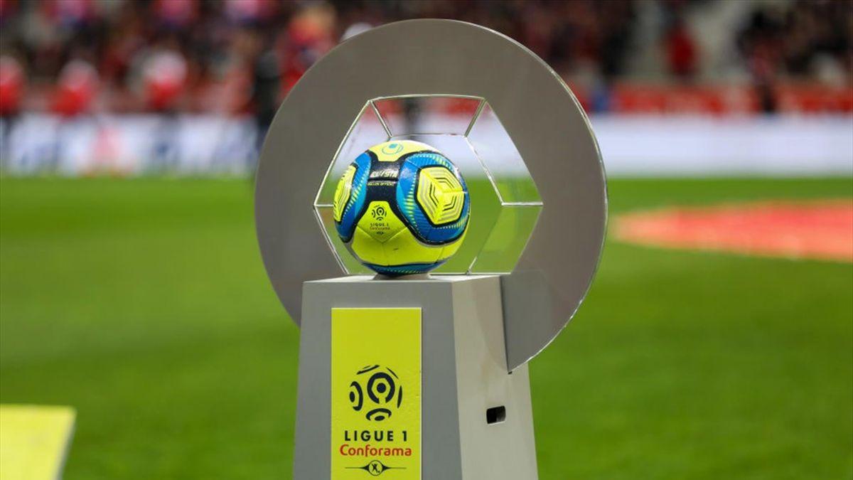 El balón de la Ligue 1