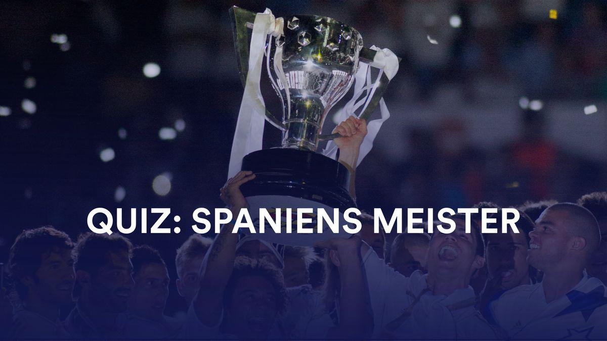 QUIZ: Kennst Du alle Fußball-Meister der spanischen Liga?