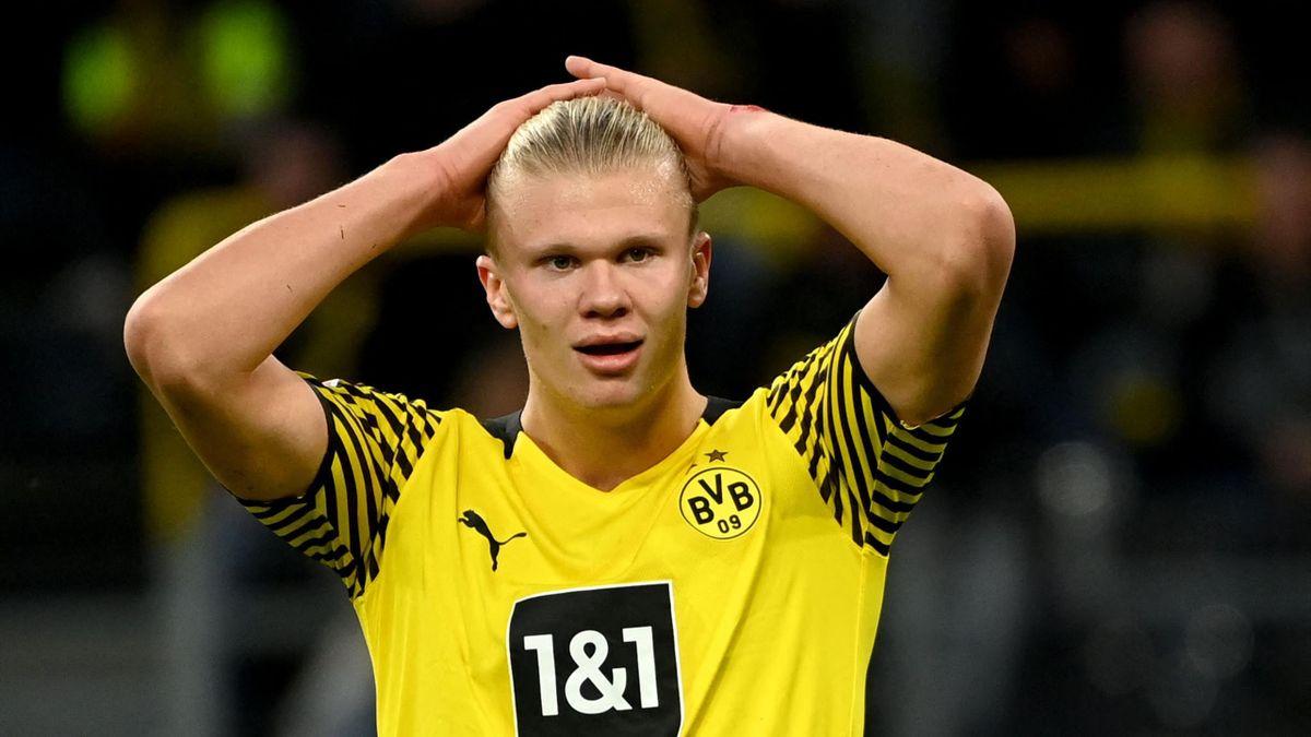 Derzeit kaum zu stoppen: BVB-Superstar Erling Haaland
