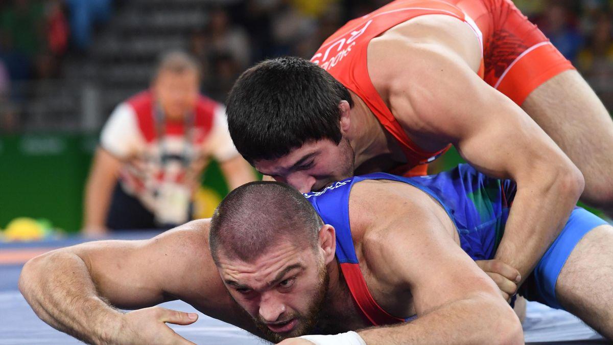 Abdulrashid Sadulajew gewinnt Gold in Rio.