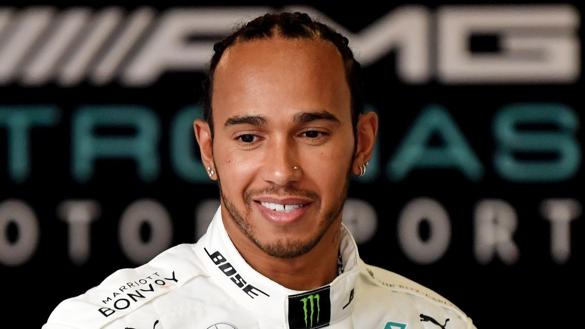 Lewis Hamilton (Mercedes) - GP of Abu Dabi 2019