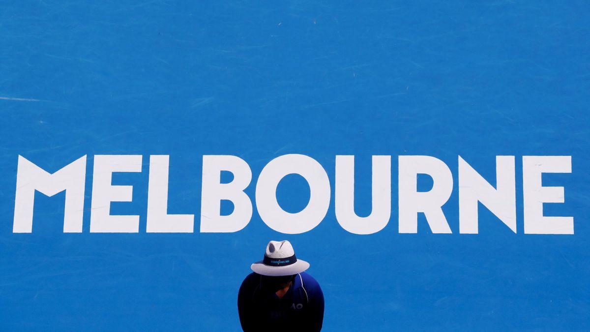 Melbourne, Australian Open