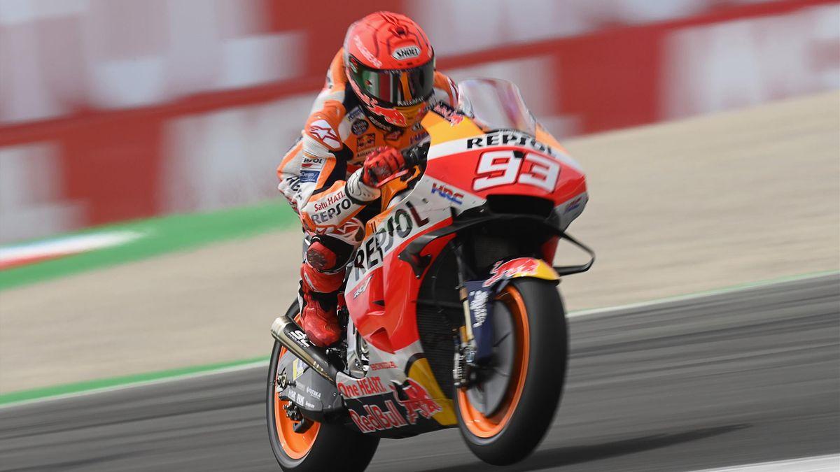 Marc Márquez (Repsol Honda). GP Países Bajos MotoGP 2021
