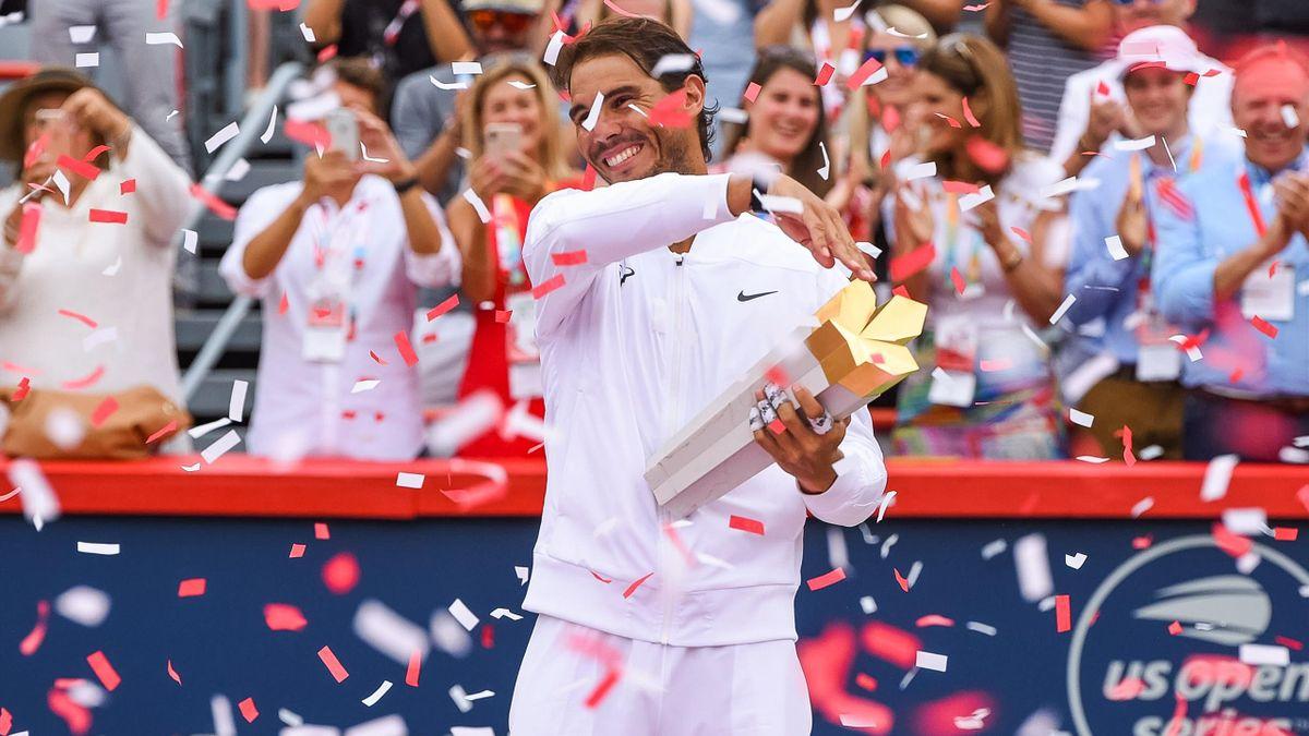 Rafael Nadal (ATP Masters 1000 Montreal 2019)