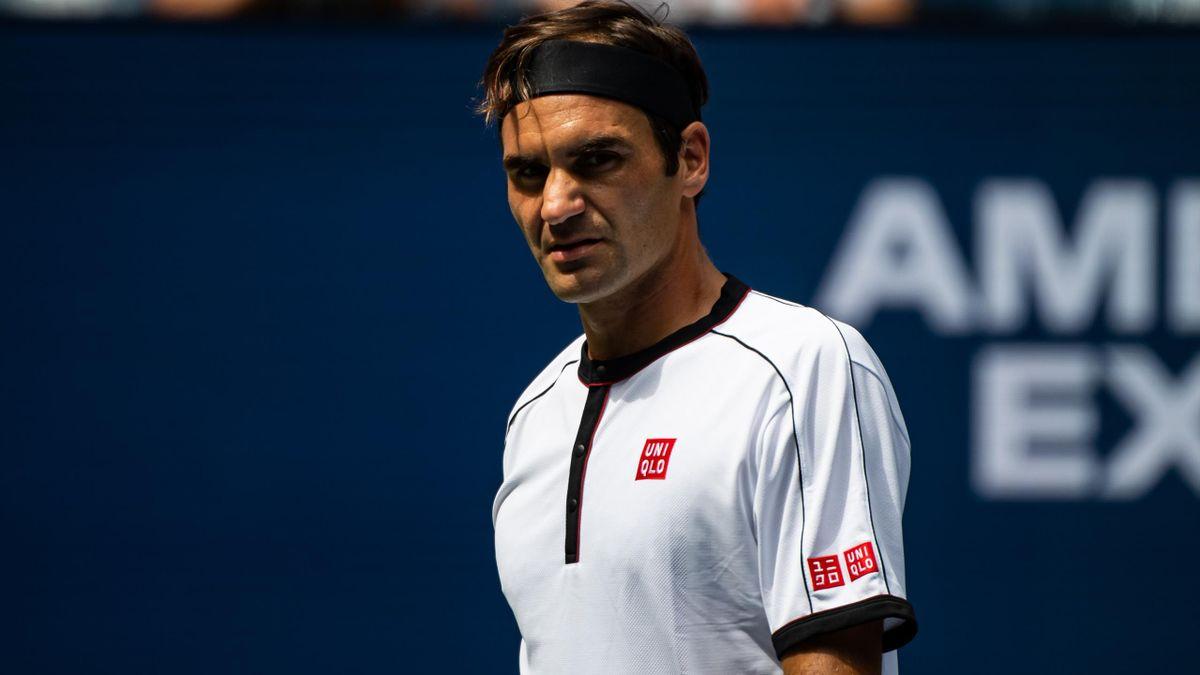 Roger Federer a luat legătura cu organizatorii US Open